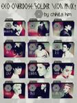 EXO OVERDOSE Icon Pack By Chikita Kim