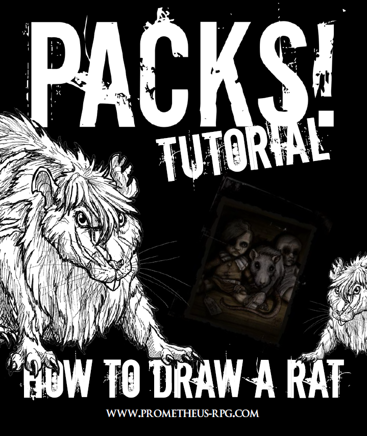 Tutorial: How to draw a character for PACKS by Phantagrafie