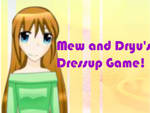 Mew and Dryu's Dressup Game!