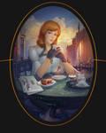 Commission: Lorraine deWitt by Alteya