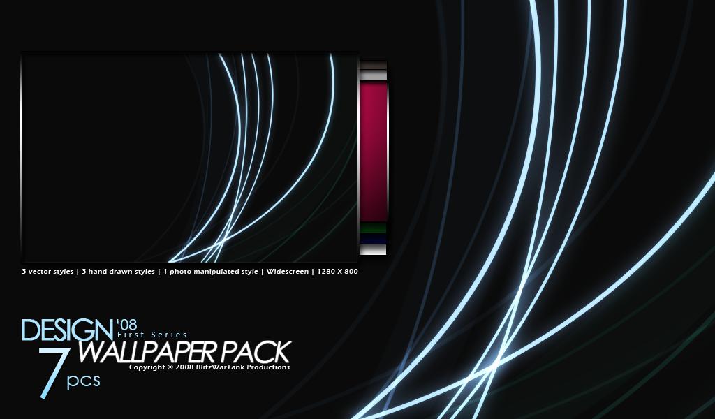 DESIGN '08 - Wallpaper Pack