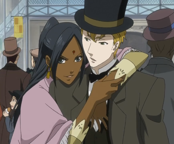 Reader Anime Characters : Black maid sebastian demon reader ch by monavysi