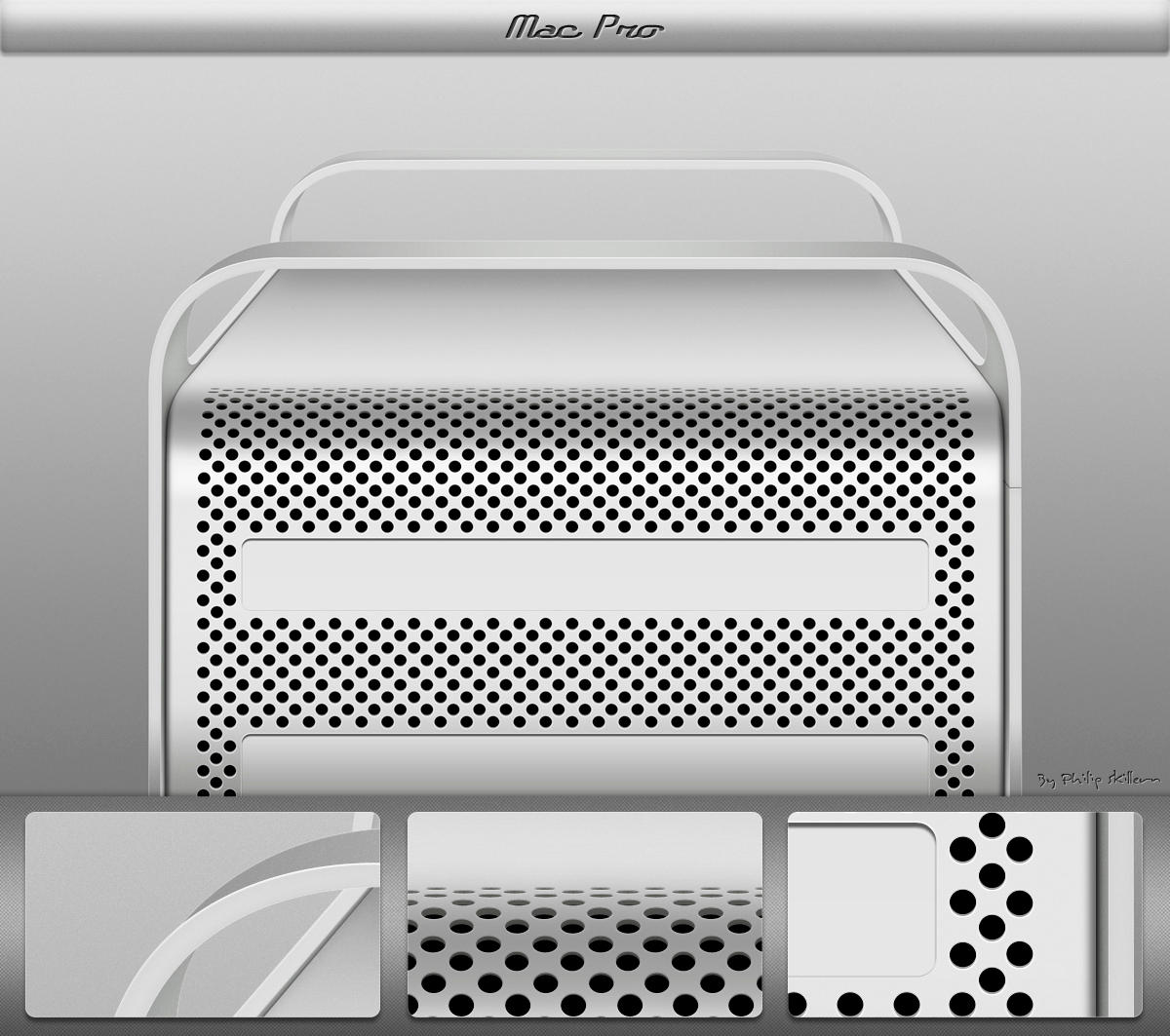 Mac Pro by philipskillern