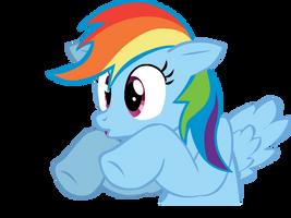 Rainbow Dash dance by clyvore