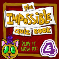 The Impossible Quiz Book by Splapp-me-do