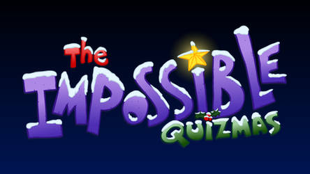 The Impossible Quizmas by Splapp-me-do