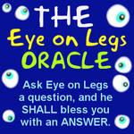 The Eye on Legs Oracle