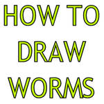 Worm Drawing Tutorial
