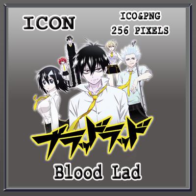 Blood Lad v02 Anime Icon Myk by Myk-2103