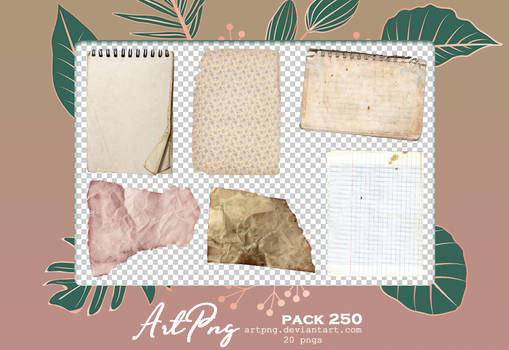 PNG PACK 250