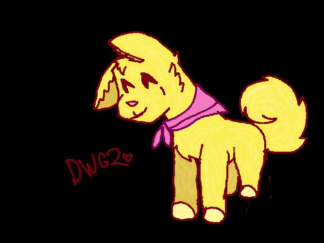 Puppy-Dog by DragonWolfGirl2