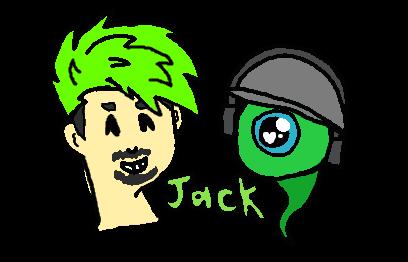 Jacksepticeye by DragonWolfGirl2