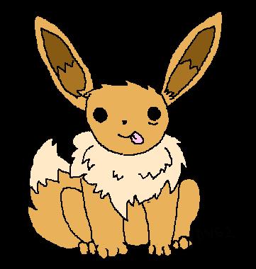 Pokemon #133 by DragonWolfGirl2