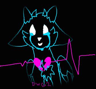 HeartBreak by DragonWolfGirl2