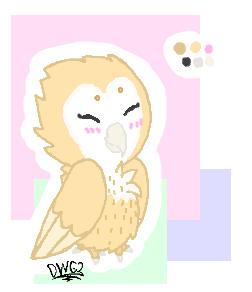 Bird Baby by DragonWolfGirl2