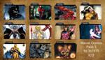 Marvel Comics Folder Icons 3