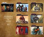 Other Comics Folder Icons 2