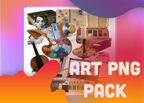 Artpcs PNGPACK bygaothichanco