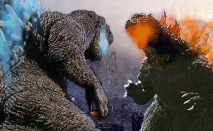 Godzilla 2000 vs Godzilla 2001 by TheSpiderAdventurer on ...
