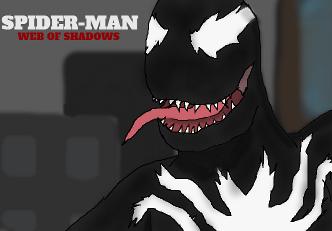 Spider Man Web Of Shadows Wallpaper Venom Returns By