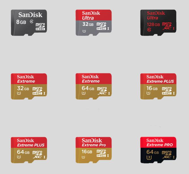 Sandisk Micro SD Card Icons by MegaBurger187 on DeviantArt