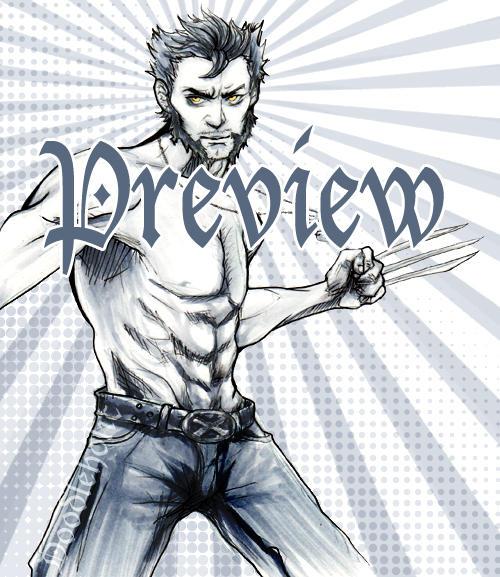Wolverine GIF