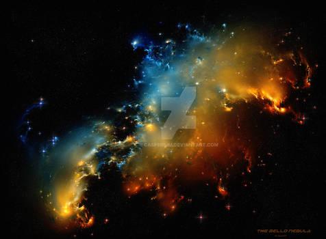 The Bello Nebula by Ali Ries 2009