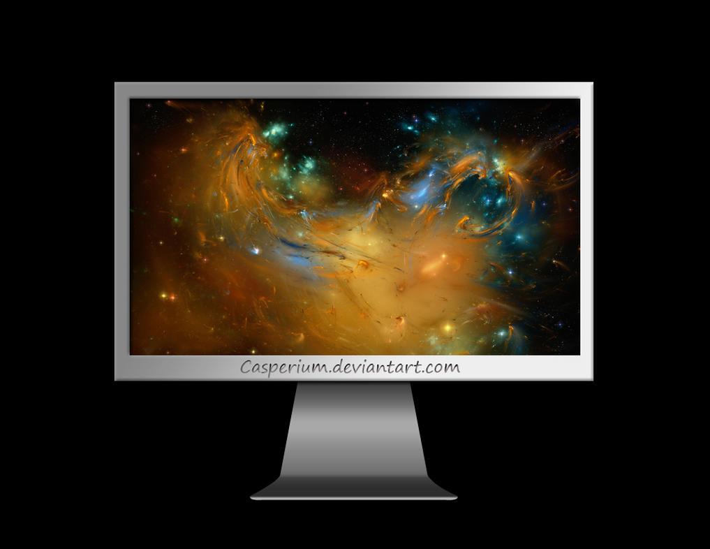 Dali's Nebula WS by Casperium