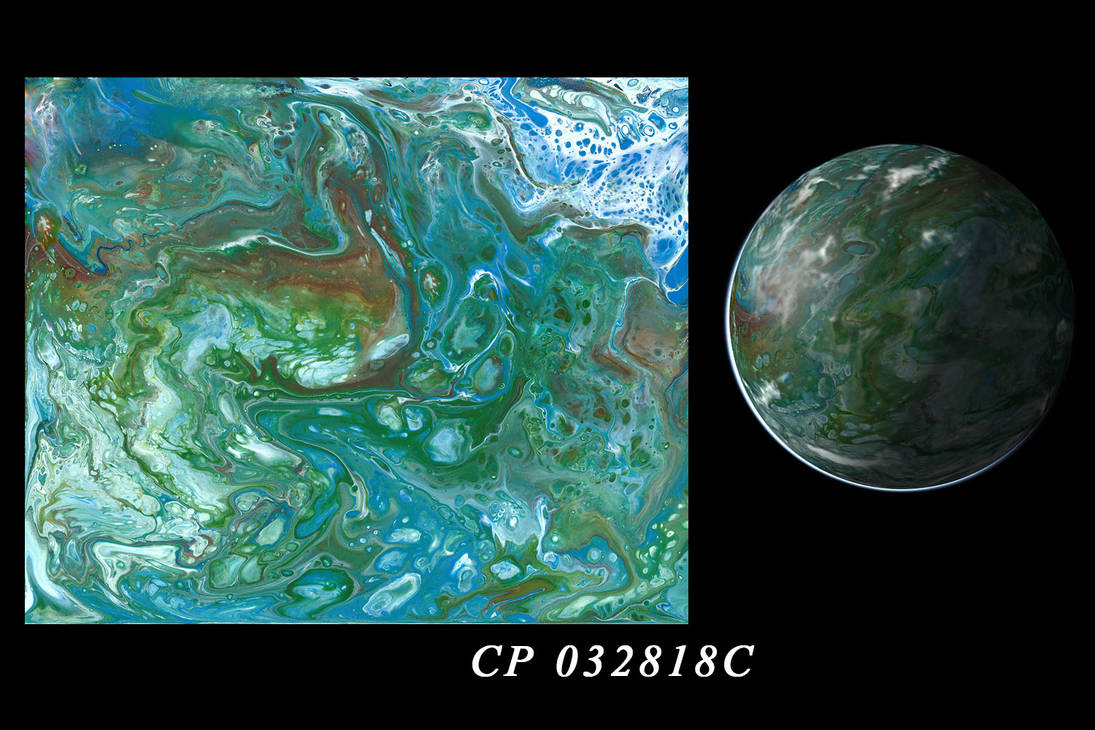 cell planet 032818Cmod by Casperium