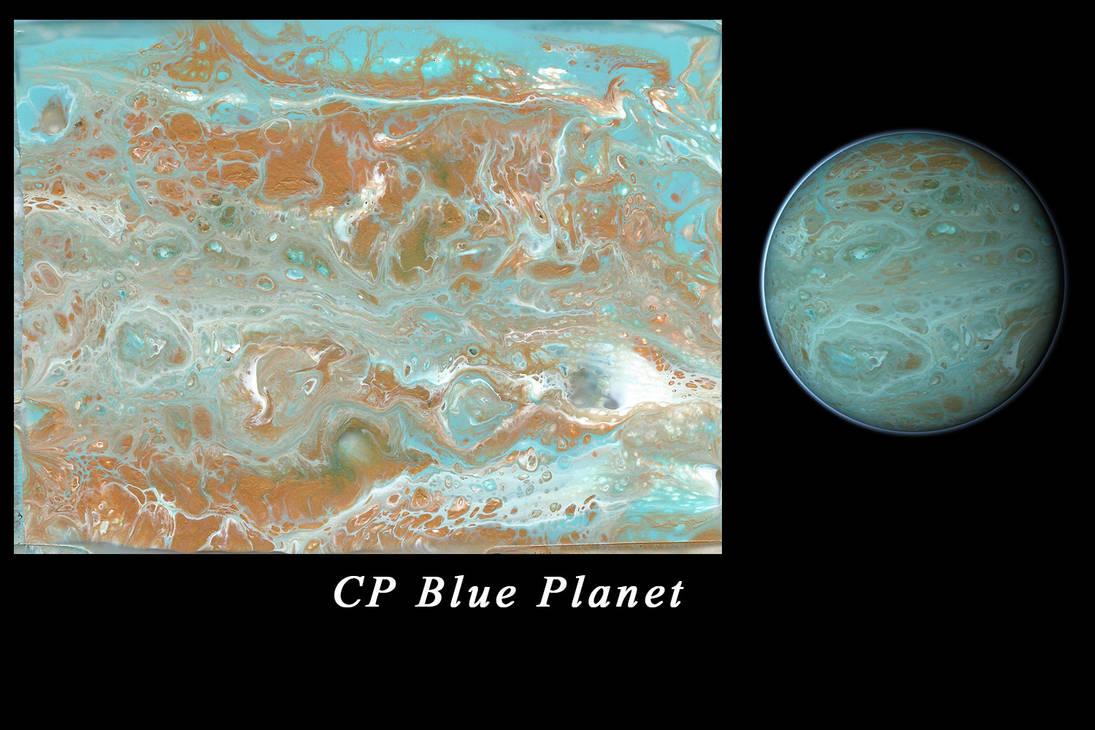 CP Blue Planet by Casperium