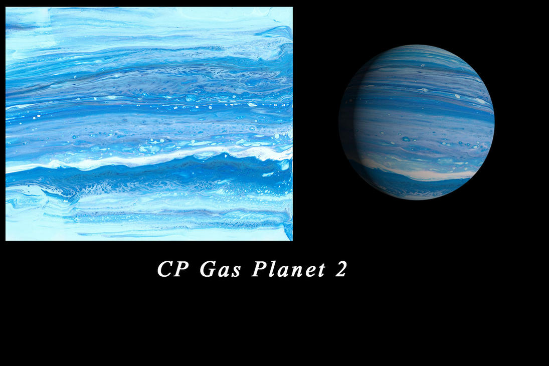 gas Planet 2-040418 by Casperium