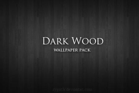 Free Black Wallpaper Wood