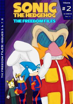 Sonic Freedom Files: Volume 2 (PDF DOWNLOAD)