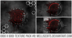 (800 x 600)TEXTURE PACK #8 - MELLI'S EDITS