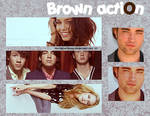 Brown action