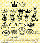 Crowns Brush