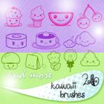 Kawaii Brushes