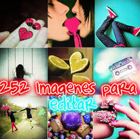 Pack Imagenes para editar by WhiteNightsEditions