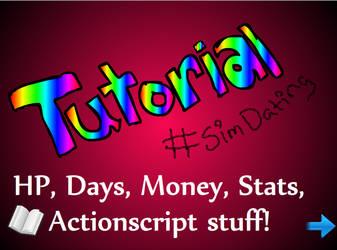 Flash Sim Dating Tutorial (HP, Days, etc) by legioKat