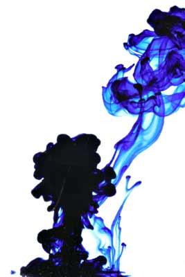 dye explosion - movie