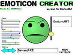 Emoticon Creator