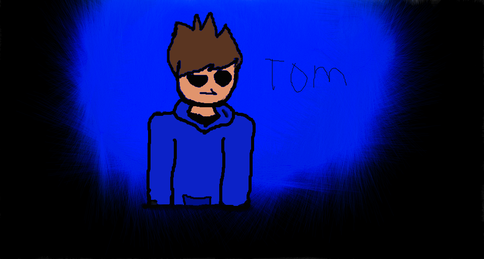Eddsworld Tom by Anonymous203