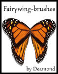 Fairywing-brushes
