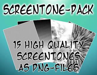 Screentone-Pack