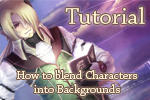 Tutorial: Blending Charas into BGs