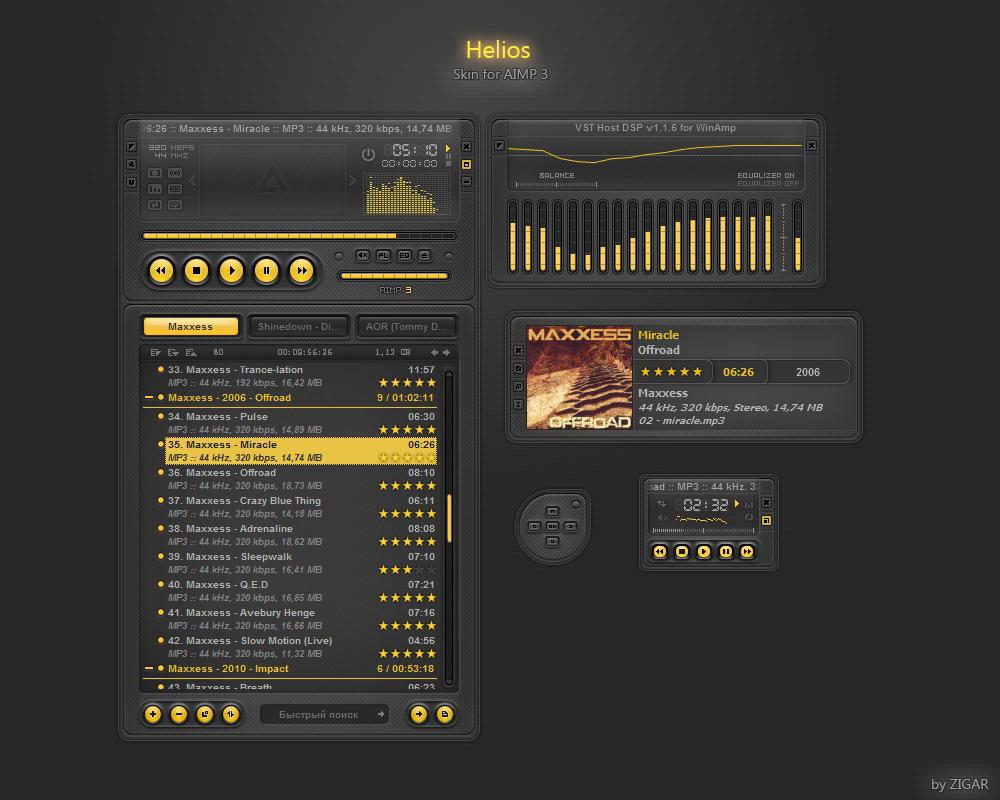 Helios 1.0 by Zigar