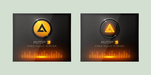 AIMP3 Banners by Zigar