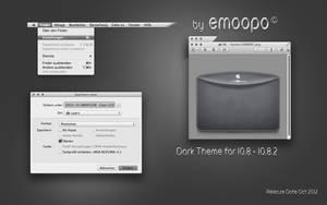 ML DARK THEME by emoopo