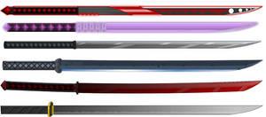 6 Blades by XionicDXelt