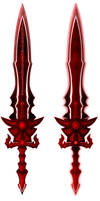 Muramasa Phoenix Blades ( SWF) by XionicDXelt